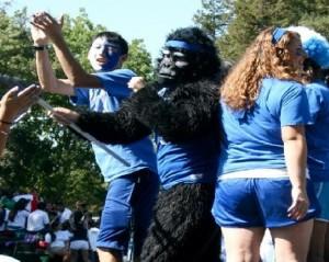 Homecoming parade from 2011.