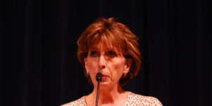 PHOTOS: Katehi speaks at town meeting Nov. 22