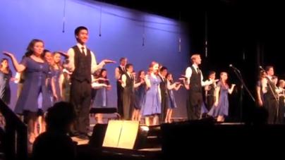 VIDEO: Jazz Choir Cabaret concert version