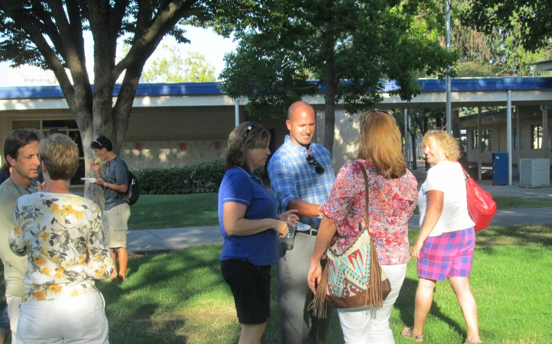 DHS greets new Athletic Director
