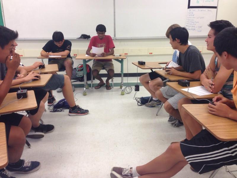 Quiz Bowl members reap rewards