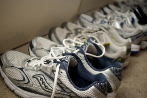 Freedom From Hunger club is hosting a week long shoe drive in L-21. Courtesy photo Evaxebra via Creative Commons
