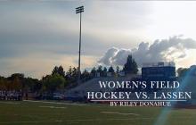 VIDEO: Field Hockey beats Lassen in shutout