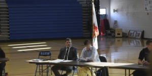 Seniors witness actual DUI trial at school