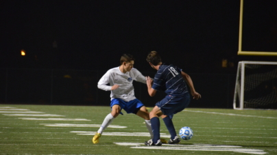 Oak Ridge defeats Davis in men's soccer Section Final