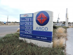 Dropping gas prices are an early holiday surprise for licensed students