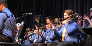 MULTIMEDIA: Jazz band jazzes it up