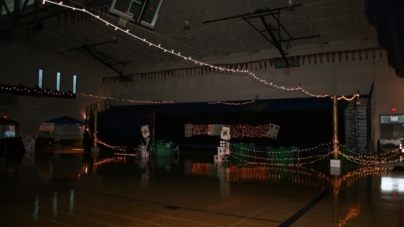 Student government prepares for Winter Ball