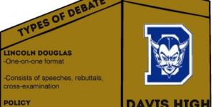 DHS hosts debate tournament
