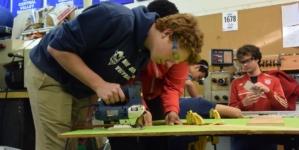Robotics season kicks off with Recycle Rush