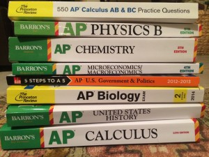 AP test prices have gone up this year and now cost $97. Photo illustration by Sarah Garrett.