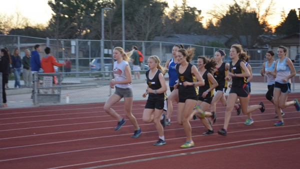 PHOTOS: Track intrasquad meet