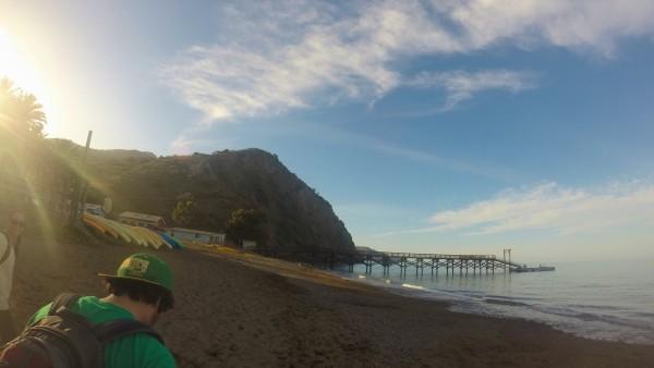 Zoo-Bot classes enjoy Catalina field trip