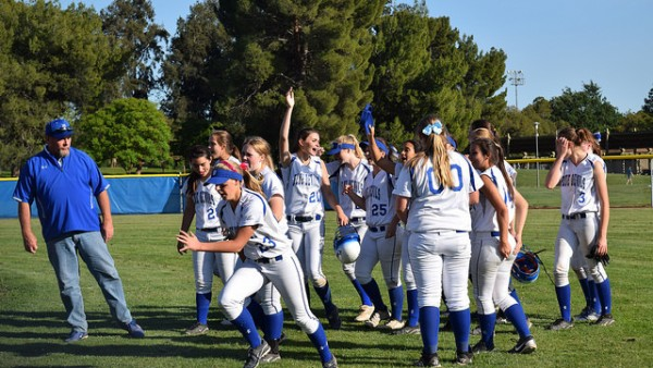 PHOTOS: Varsity softball vs. Grant