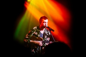 A Twenty One Pilots band member. Courtesy photo by Kmeron via Creative Commons.