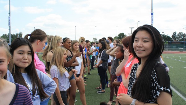 Senior Friendship Day connects students