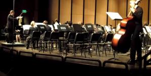 VIDEO: Senior band concert honors seniors