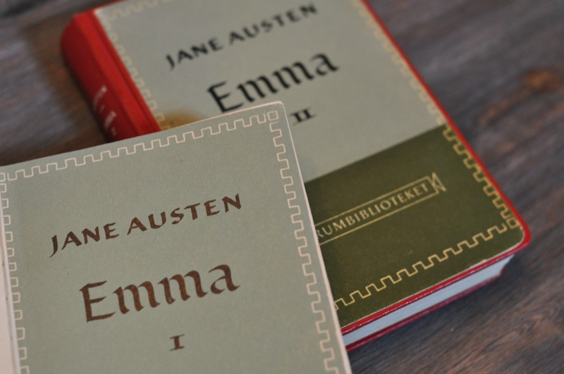 """""""Emma: A Modern Retelling"""" by Alexander McCall Smith reworks Jane Austen's original story, pictured above.  Courtesy photo via Creative Commons"""