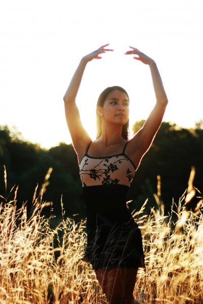 Senior Olivia Stroud has been dancing since she was twelve and plans on continuing her career at UC Irvine next year as a dual dance and business major.