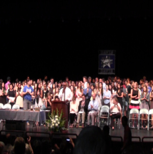 VIDEO: Senior Awards Night honors class of 2015