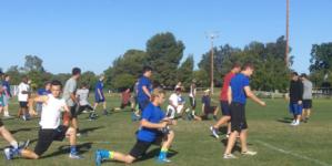 Football team ready for 2015 season