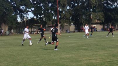 Men's soccer ties opening scrimmage 3-3