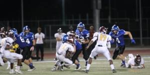 It's a Cole world as football team runs over Edison