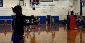 HIGHLIGHTS: Women's volleyball beats Sheldon