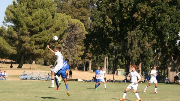 Men's soccer ties Rocklin 1-1