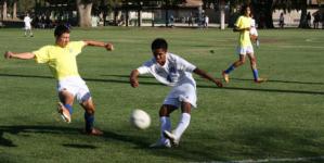 Men's soccer triumphs in last regular season game