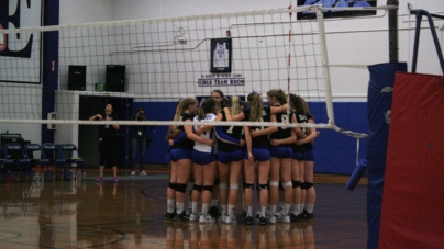 Women's volleyball downed by Pleasant Grove