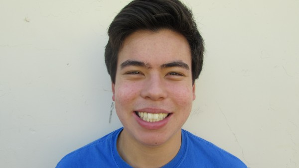 Senior Chris Marelich is an active member of the Davis community, both on and off campus.