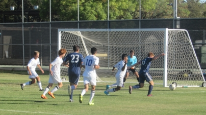 Men's soccer suffers tough loss to Pleasant Grove