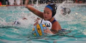 Women's water polo strikes down Rio on Senior Night