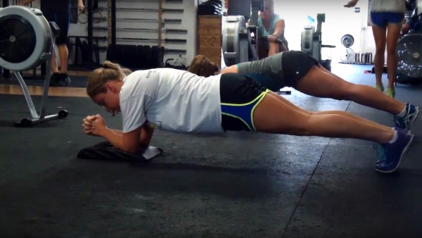 REVIEW: CrossFit is intense, full-body workout