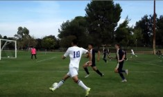 HIGHLIGHTS: Men's soccer edges Thundering Herd