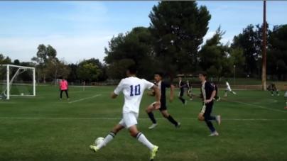 HIGHLIGHTS: Men's soccer edges Thundering Herd