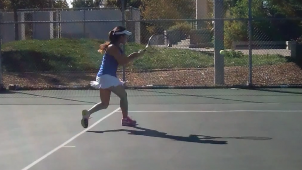 HIGHLIGHTS: Women's tennis falls to St. Francis