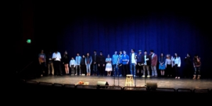 VIDEO: Students show off talents at DHS Factor
