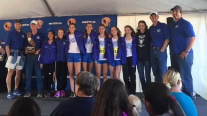 Women's cross-country shocks state with second-place finish