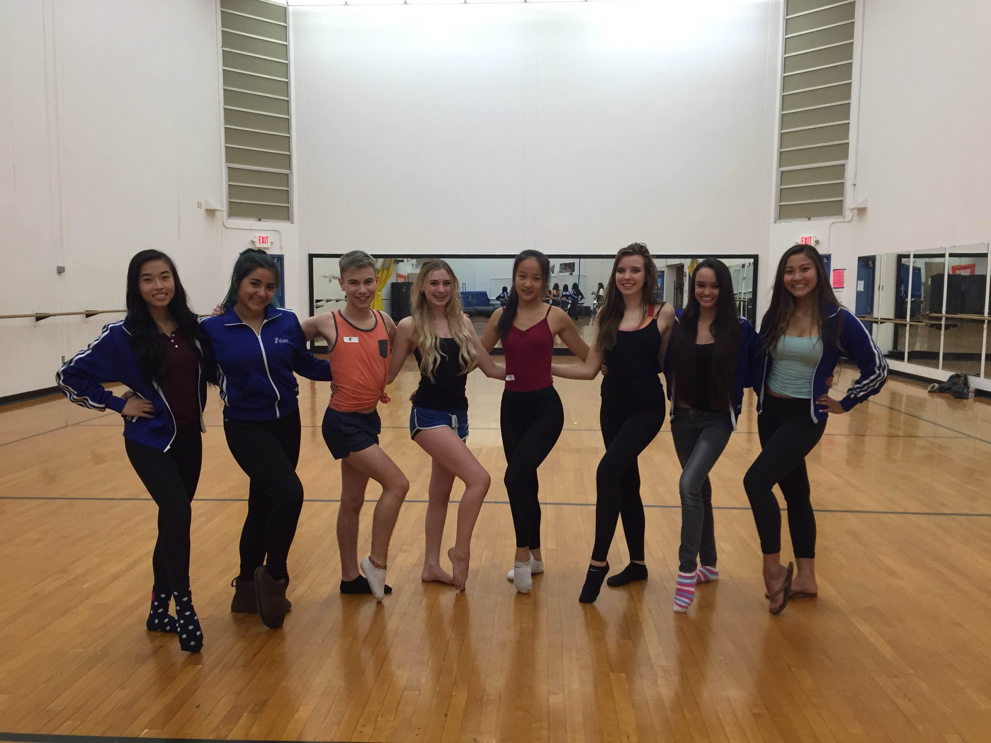Tags Dance Teams New Members: New Dance Team Members Selected