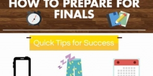 Conquer finals with tips from students and staff