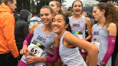 INTERVIEW: Davis women take second at Nike Cross Nationals