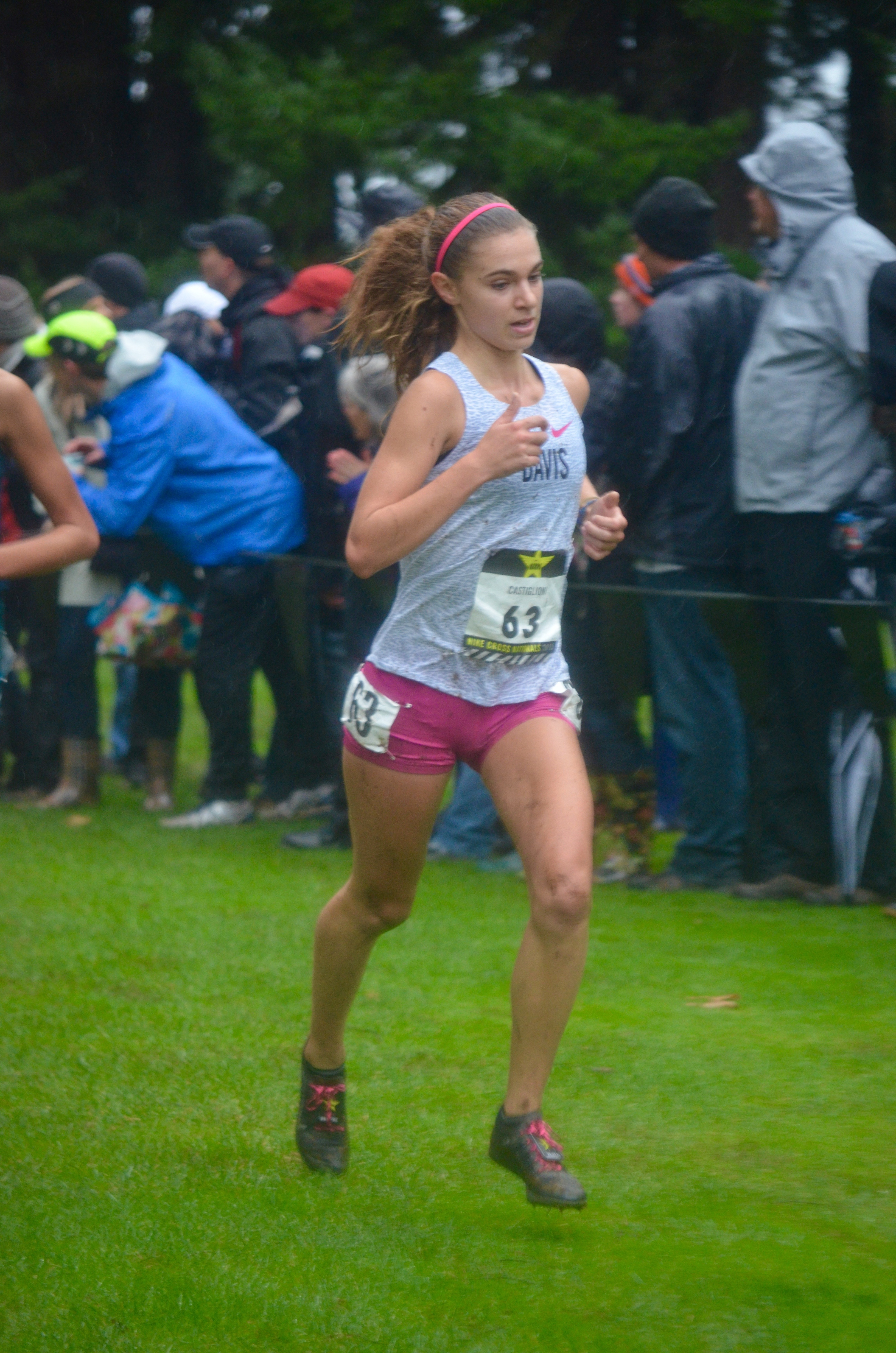 Second in the nation: women's cross-country runs to ...
