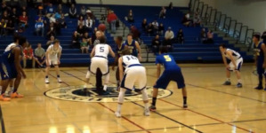 HIGHLIGHTS: Men's basketball vs. Will C. Wood