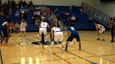 HIGHLIGHTS: Men's basketball vs. Will C. Wood