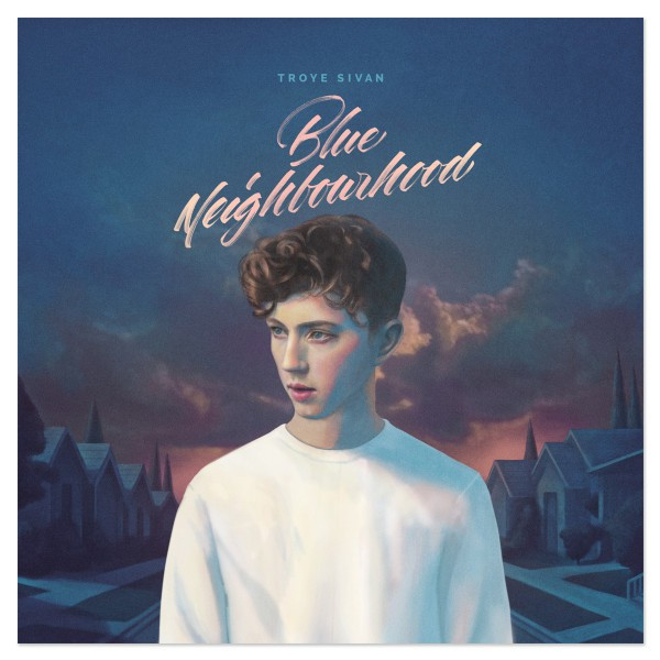 """I think to a certain extent everyone is from a blue neighbourhood… It's where you call home,"" Sivan says in a YouTube video promoting the release of his album. Courtesy photo from troyesivan.com."
