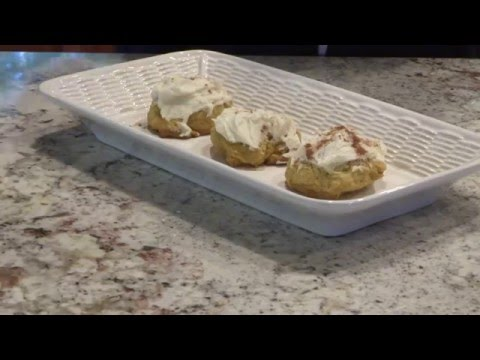FOOD CHANNEL: Pumpkin Cookies