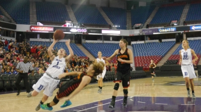 Troubie trouble: Lady Blue Devils outmatched at Sleep Train Arena
