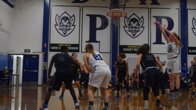 Lady Blue Devils fall to Thundering Herd in first league game